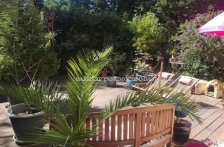 Appartement barri re patrimoine immobilier - Terrasse et jardin marseille ...